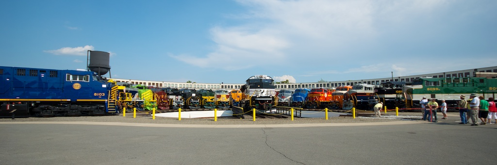 Norfolk Southern's 30th Anniversary