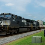 NS 9454 - GE D9-40CW - NS P99 - Landis NC - trains