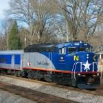 Amtrak 75 - Southbound