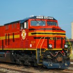 NS 8114 - Norfolk Southern