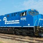 NS 8098 - Conrail blue